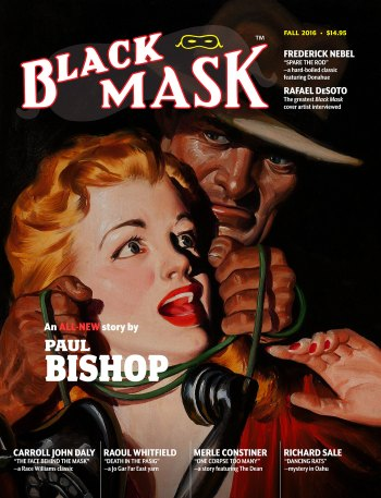 Black Mask #1 (Fall 2016)