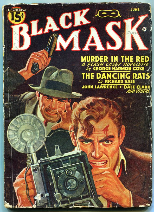 Black Mask Magazine (June 1942)