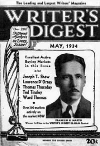 Writer's Digest (May 1934)