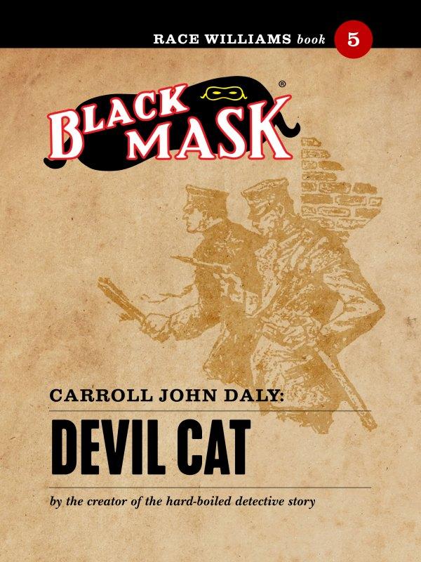 Race Williams #5: Devil Cat