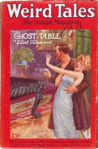 Weird Tales - February 1928