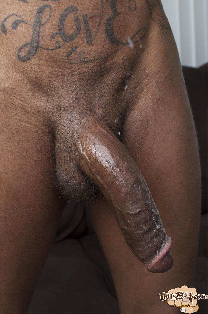 Monster cock black gay porn