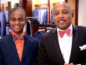 Mo's Bows and Daymond John