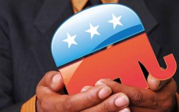 Black Republican Symbol