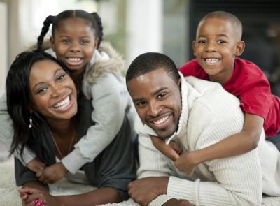 Black Family 3