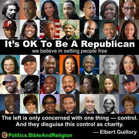 Black Republicans Poster