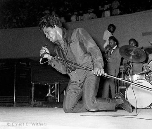 Landmark Performances by James Brown, Larry Graham, Lenny Williams, Chanté Moore, Brian Culbertson