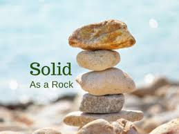 Masculine Energy of the Alpha Transformed = M.E.A.T. Solid as a Rock!