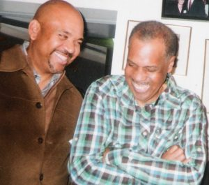 Michael Wilbon and Harold Bell