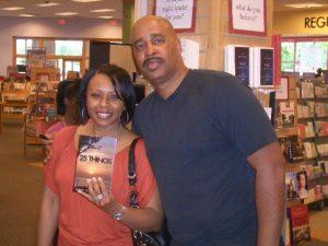 Vanessa and Gary