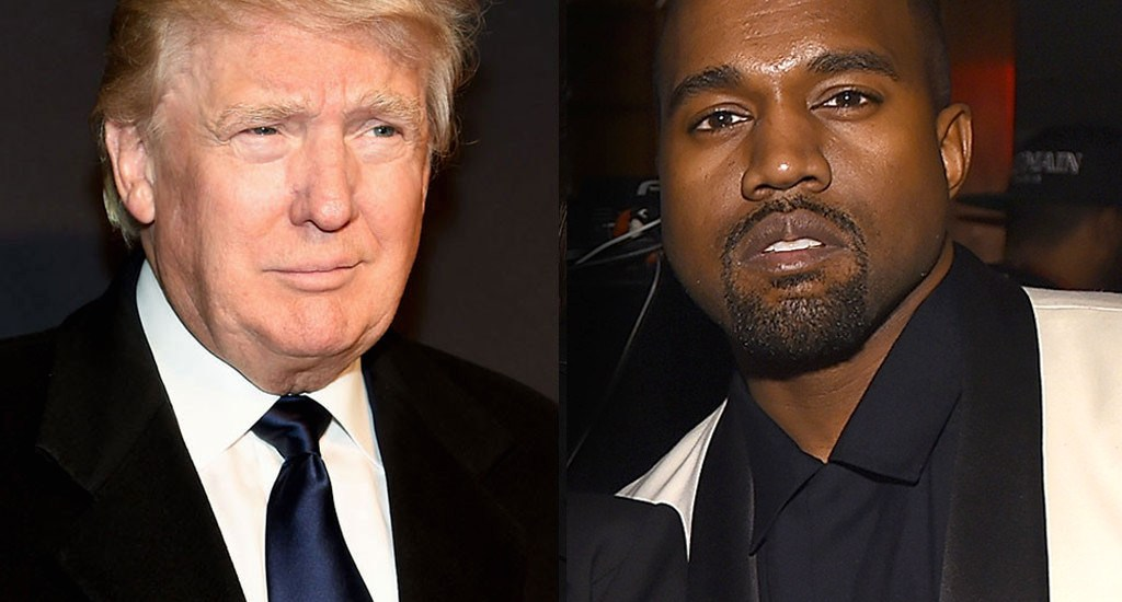 Kanye Said He Would Have Voted for Trump, But He Didn't Vote