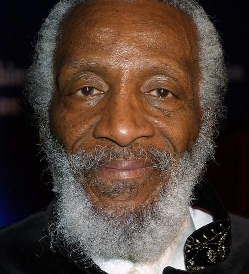 We Lost Another Great One:  Dick Gregory Dead At 84