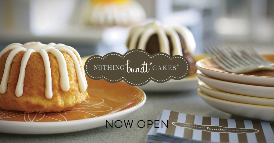 Nothing Bundt Cakes – Gourmet Bakery in Dulles, VA