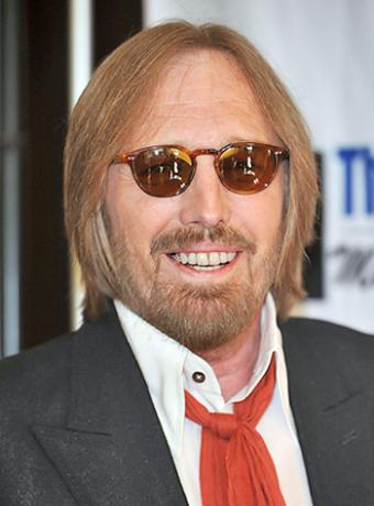 Rocker Tom Petty:  Never Judge A Book By It's Cover