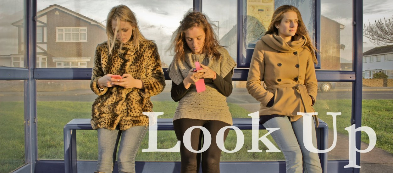 """""""Look Up""""–A Spoken Word Film For An Online Generation"""