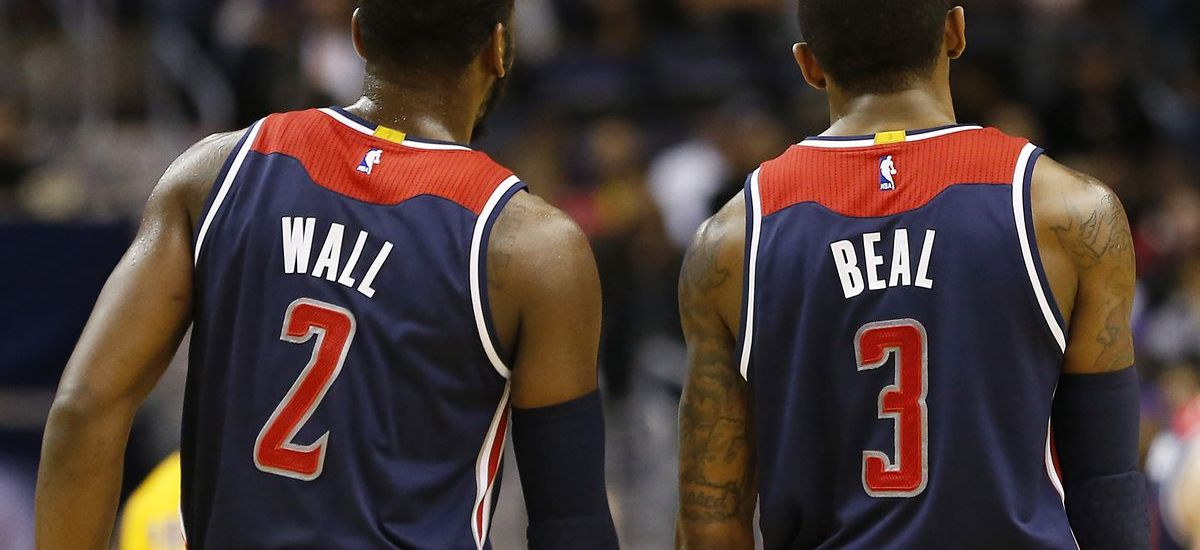 Double Trouble:  Wizards Handle Business Against Orlando Behind Lethal Back Court of Wall and Beal.