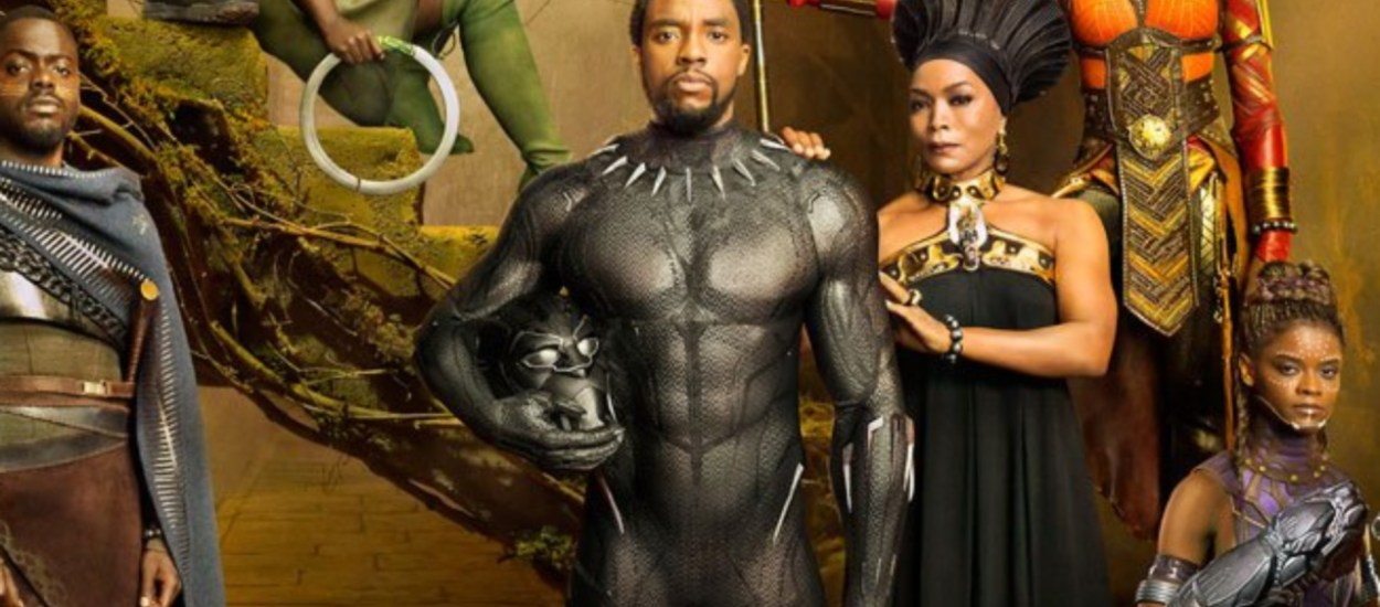 "Why ""Black Panther"" Movie Matters for Black Culture by Chris Johnson"