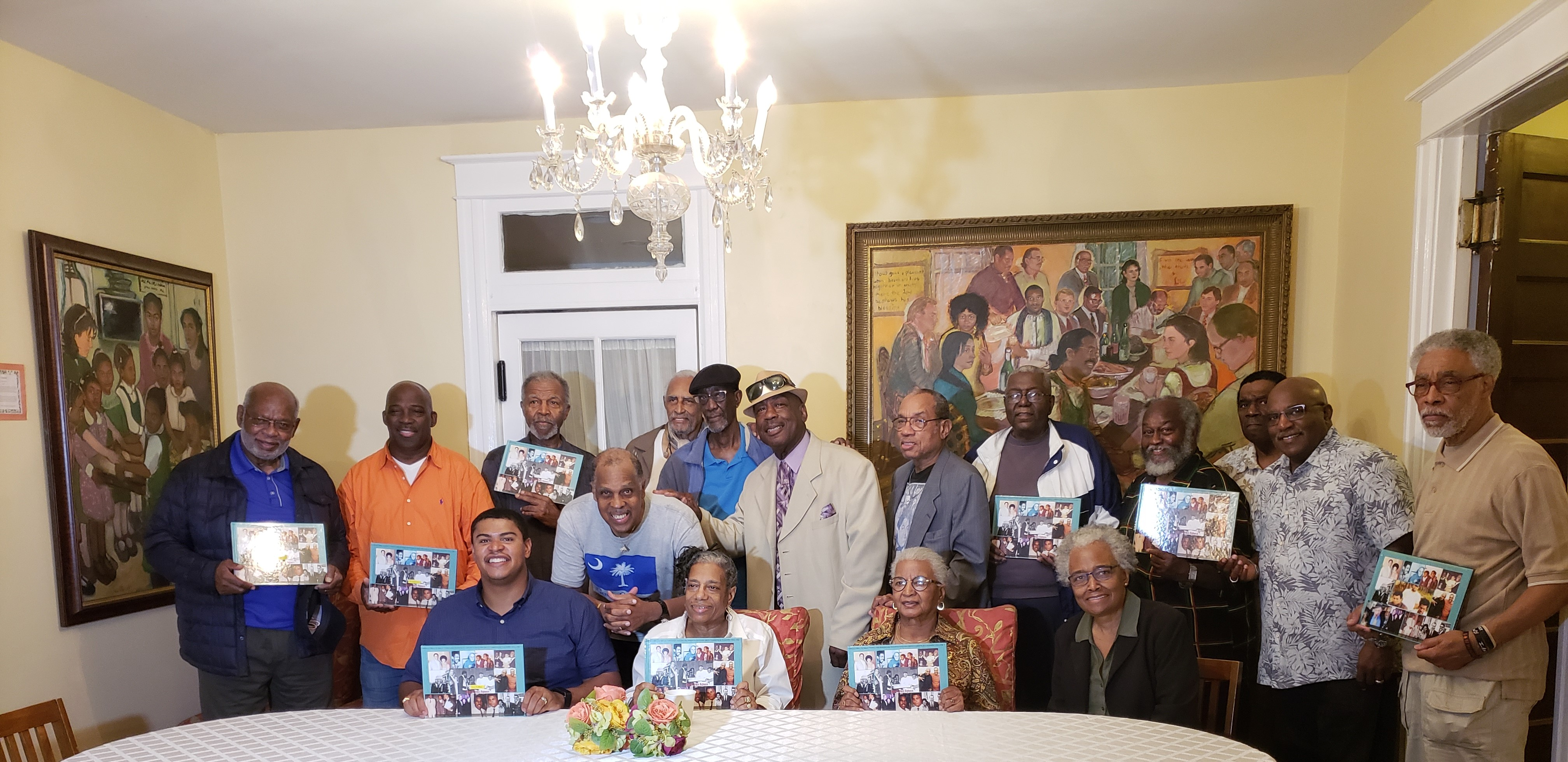 Check Out Pics From Harold Bell's Book Signing
