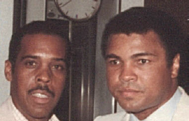 Happy Birthday to My Friend Muhammad Ali – Truly The Greatest by Harold Bell