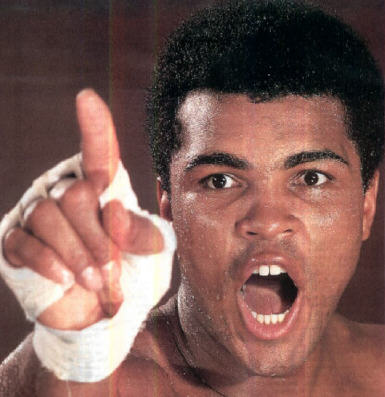 The Chosen One:  The Untold Story of How Muhammad Ali Made Harold Bell His Guy