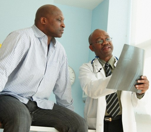 American Black Men's Healthcare Shows Signs Of Improvement