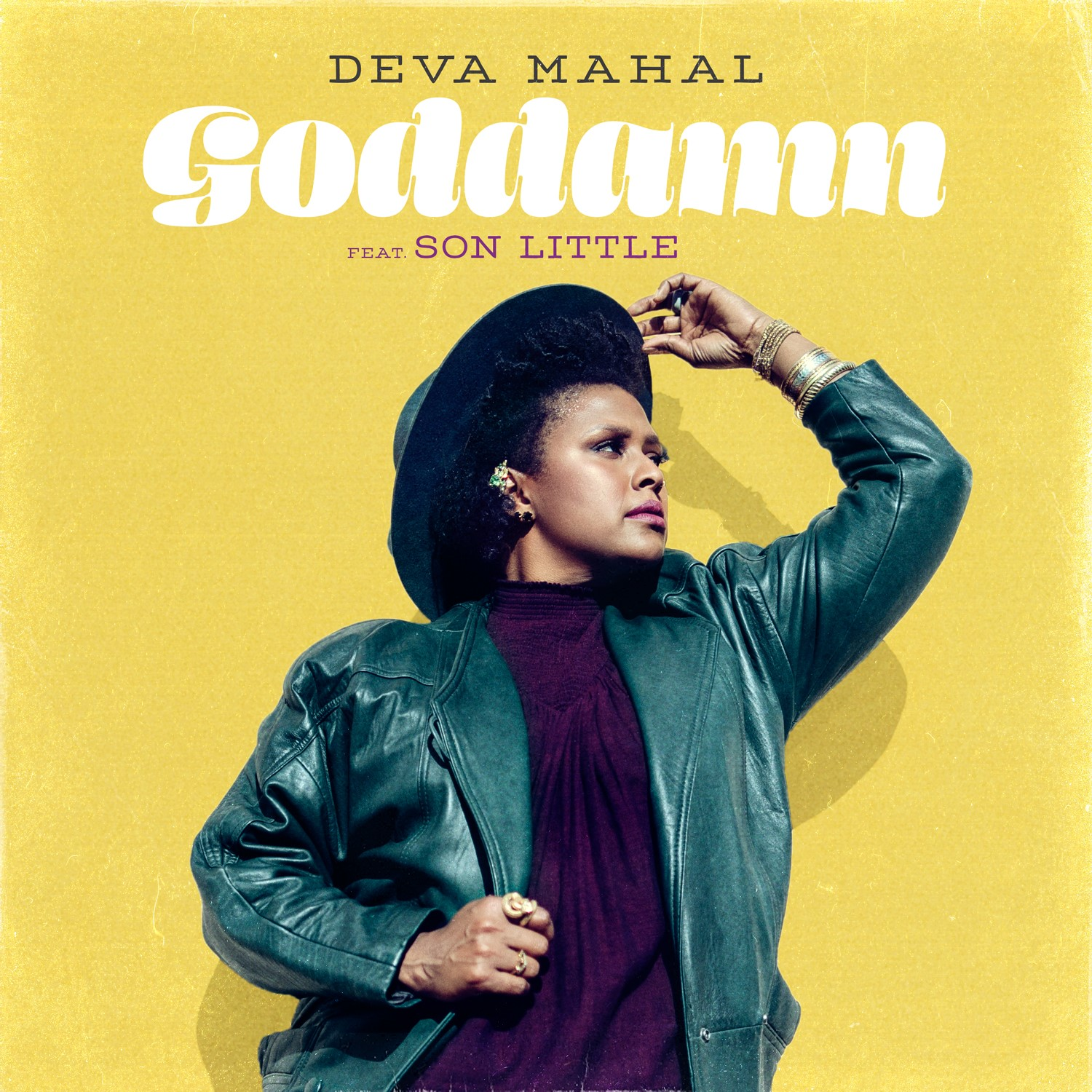 "R&B/Soul Powerhouse Deva Mahal to Release New Single, ""Goddamn"" with R&B Artist & GRAMMY®-winning Producer Son Little"