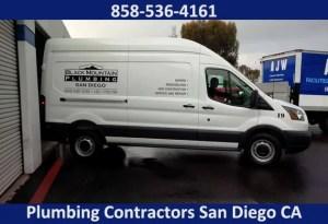 slab leak detection San Diego CA
