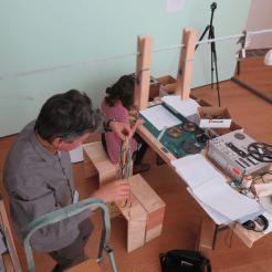 William's Mix Work in Progress Valerian Maly und Vanessa Gageos / Foto Laura Livers