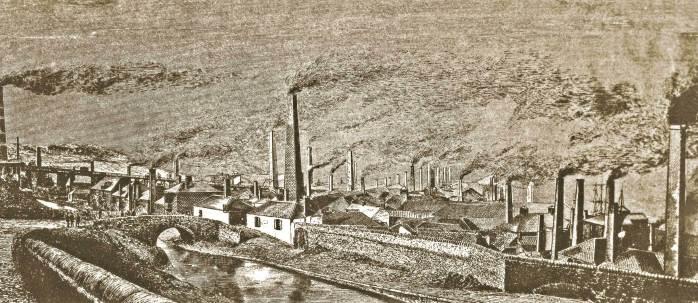 Hafod-Works-bridge-1810-engraving