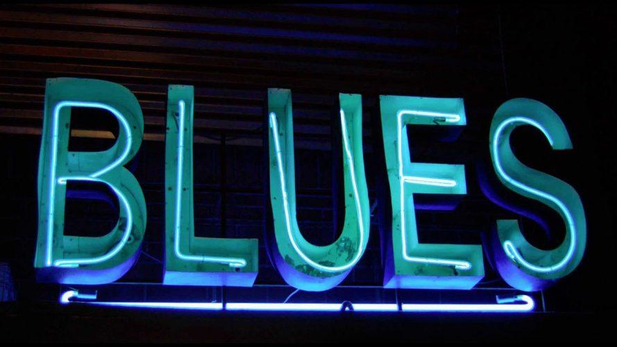 blues header