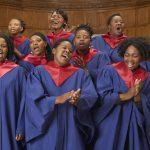 600-00984060 © Masterfile Model & Property Release Gospel Choir