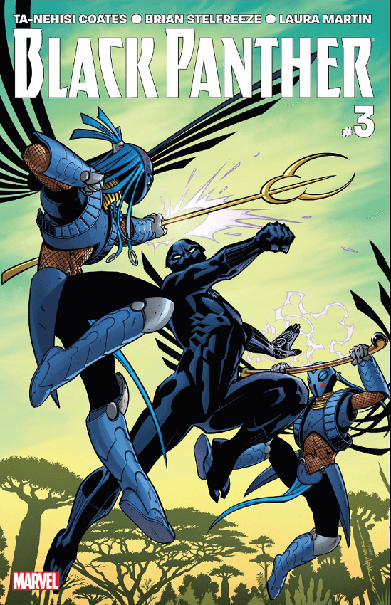 Image result for black panther #3