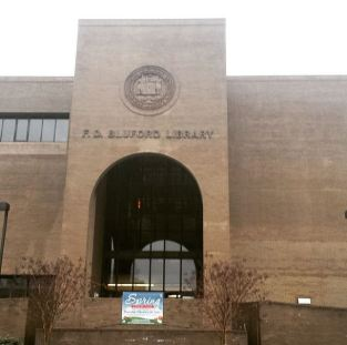 F.D. Bluford Library