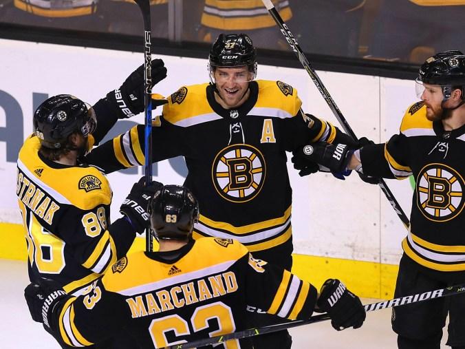 Carolina Hurricanes Vs Boston Bruins At TD Garden