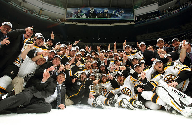 The 2011 Boston Bruins: Where Are They Now?   Black N Gold Hockey
