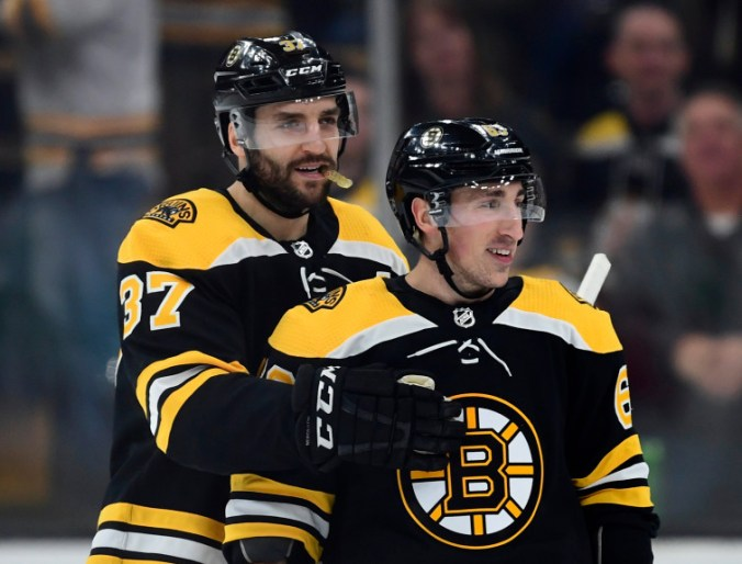 Boston Bruins vs Winnipeg Jets
