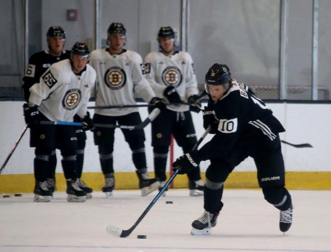Bruins rookie camp