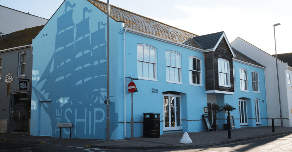 The Ship Inn Weymouth