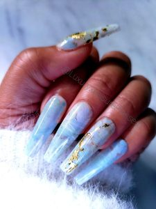black-owned press-on nails business Luxury & Leisure