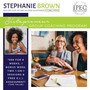black-owned business Stephanie Brown Coaching LLCblack-owned business Stephanie Brown Coaching LLC