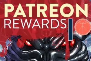 Patreon rewards day