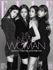 BLACKPINK For Elle Korea