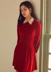 BLACKPINK Jisoo InStyle Korea Photoshoot