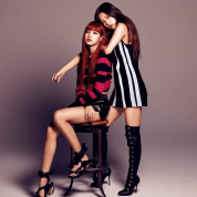 BLACKPINK Rose and Lisa For GQ Japan Magazine