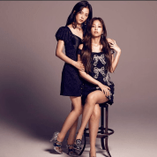BLACKPINK Jisoo and Jennie For GQ Japan Magazine