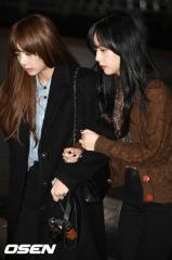 BLACKPINK Jisoo Bangs and Lisa Airport