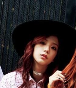 Blackpink Jisoo Panama Hat style