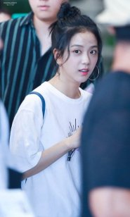 Blackpink Jisoo Airport Style 15