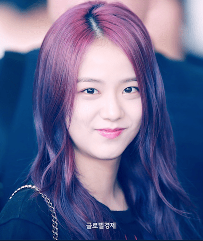 Blackpink Jisoo Airport