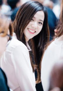 Blackpink Jisoo Incheon stare
